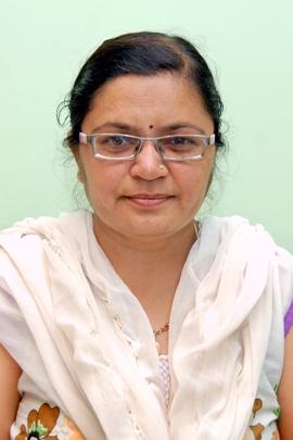 Dr Jasmina Acharya