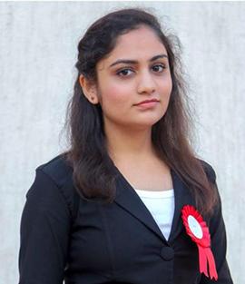 Miss Kirti Mamtani