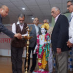 Visit by Mr. Ajit Saran, Ministry of Ayush, New Delhi – India