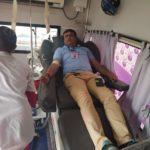 Blood donation camp- February 2019