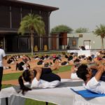 International Yoga Day- 2019