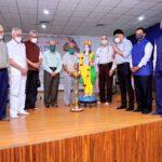 13th Swanirbhara Divasa and 4th Virtual Alumni Meet on 30-08-2020
