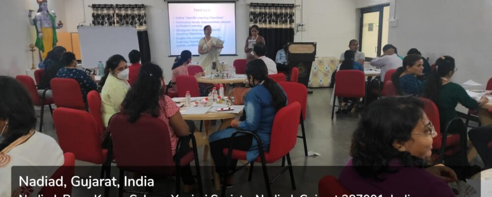 Workshop On Specific Learning Objective Writing