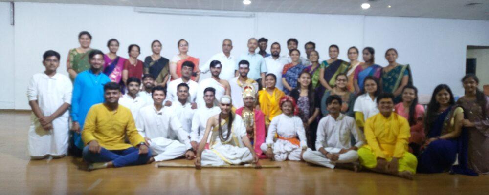 Celebration Of Vishwa Samskrit Divas Mahotsav